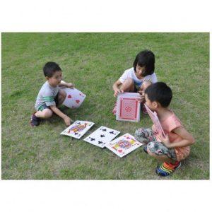 משחק קלפים ענק