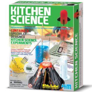 ניסויים במטבח