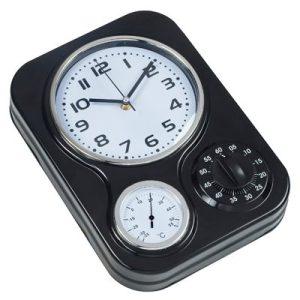 שעון רטרו למטבח