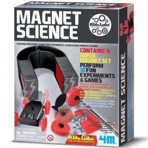 ניסויים במגנטיים