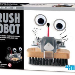 ערכה לבניית רובוט מנקה