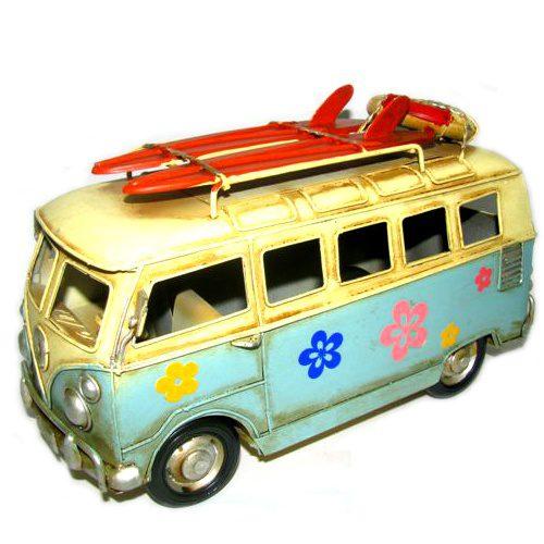 רכב ילדי פרחים