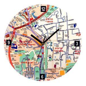 שעון העיר העתיקה ירושלים