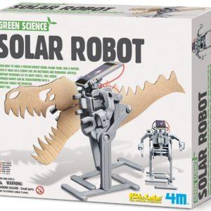 ניסוי רובוט אנרגיית השמש