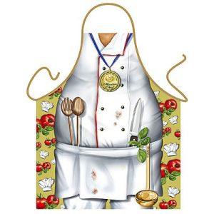 סינר השף