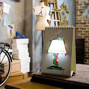 מנורת דפדוף עיצובים שונים