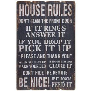 חוקי הבית