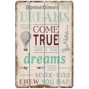 חלומות מתגשמים