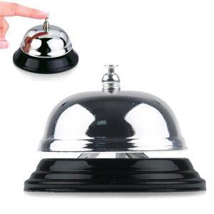 פעמון מתכת מצלצל