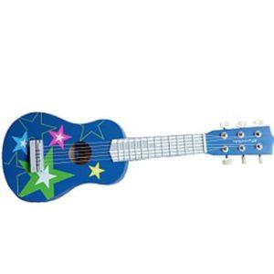 גיטרת עץ קטנה