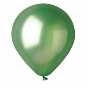 בלון ירוק מטאלי
