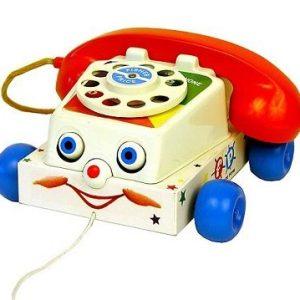 טלפון חוגה מחייך