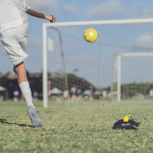כדורגל לאימון בעיטה