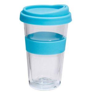 כוס טרמית זכוכית