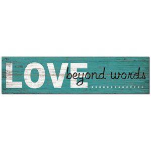 אהבה מעבר למילים
