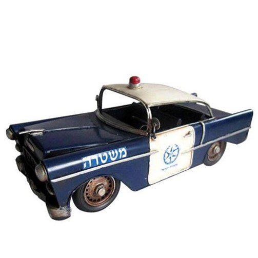 ניידת משטרה של פעם