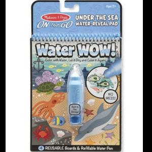 ערכת טוש הקסם חיות הים