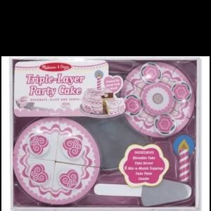 ערכה להכנת עוגה חגיגית