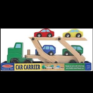 משאית עץ