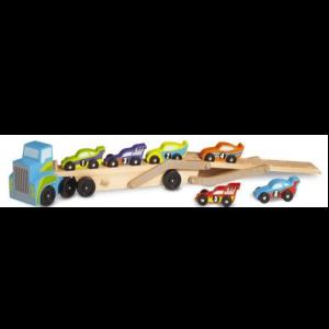 משאית מובילה