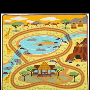 שטיח מסלולים בספארי