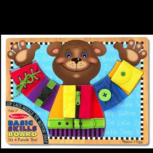 לוח דובי