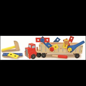 מארז בנייה משאית
