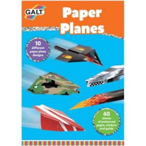 ספר אוריגמי - טיסנים