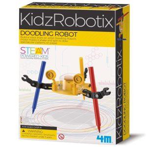 בניית רובוט מצייר