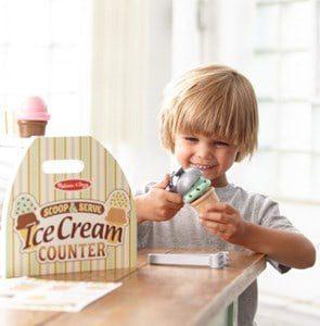 גלידה מליסה אנד דאג