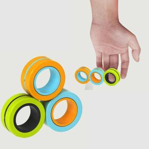 טבעות מגנטיות לאצבעות