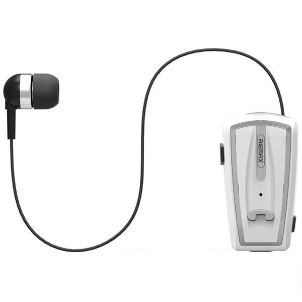 אוזניה Bluetooth קליפס עם רטט