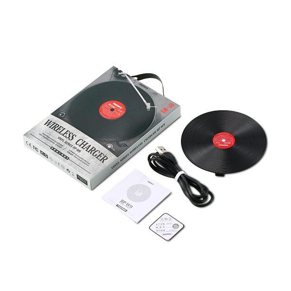 מטען תקליט