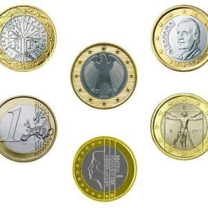 תחתיות בצורת מטבעות