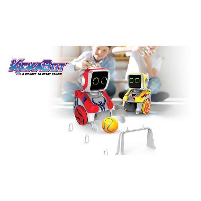 רובוטים משחקים