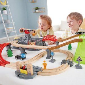 מסילת רכבת לילדים