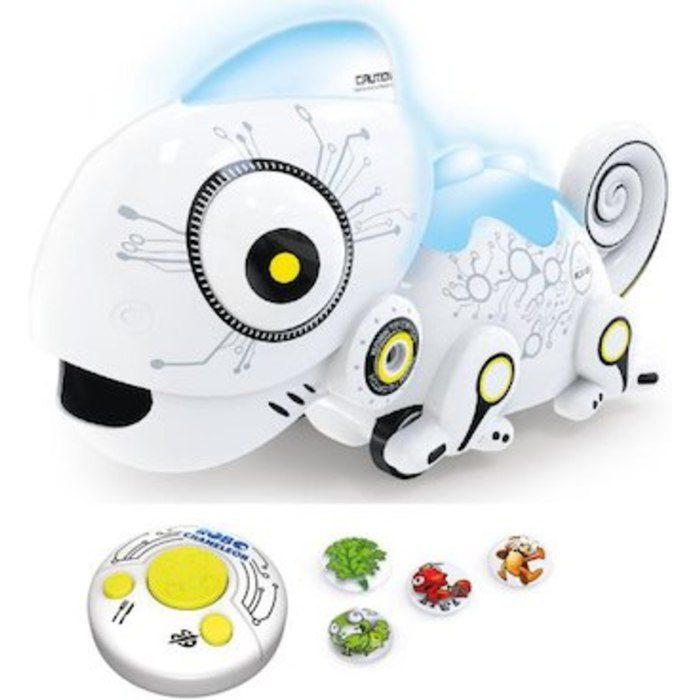 רובוט זיקית לילדים