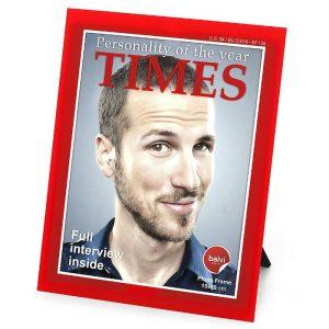 מסגרת לתמונה טיימס מגזין