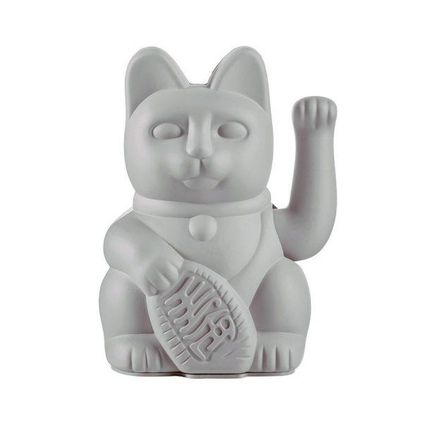 חתול מזל אפור