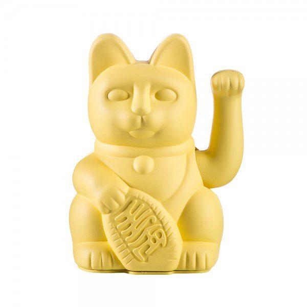 חתול מזל צהוב