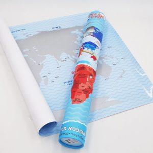 לוטו מפת העולם