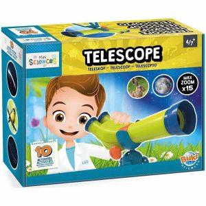טלסקופ קטן