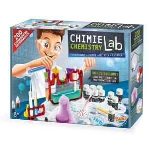 מעבדת ניסויים בכימיה