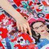 פאזל ציירת מקסיקנית