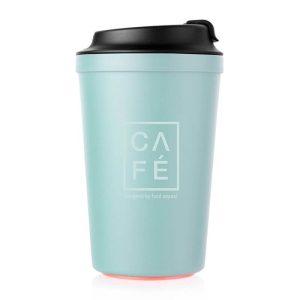 כוס קפה עם ואקום