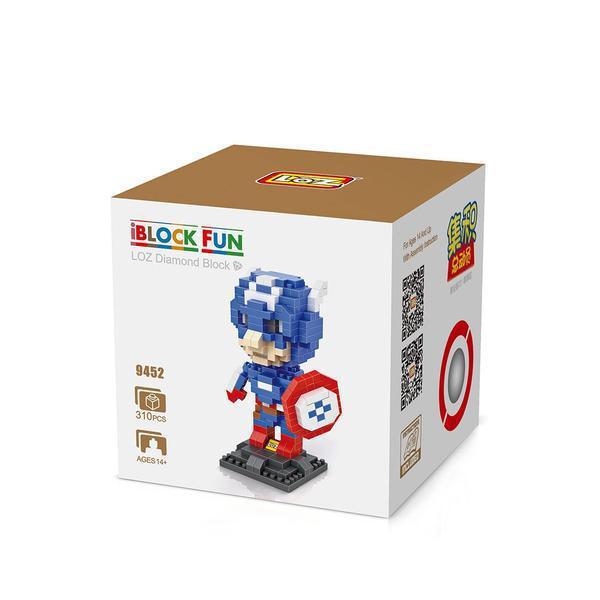 לוז קפטן אמריקה
