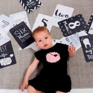 שלטים לצילום התינוק