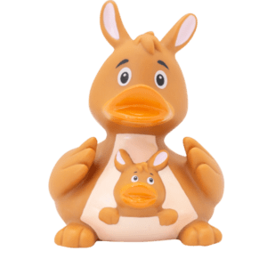 ברווז אמבטיה קנגורו