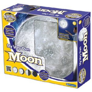 מנורת לילה ירח