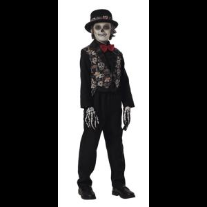 תחפושת יום המתים המקסיקני